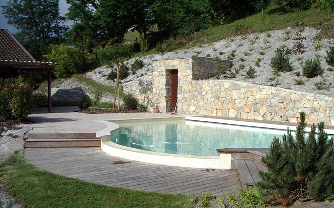 Talus jardin pente abri de jardin a faire soi meme calais - Amenagement petit jardin avec terrasse asnieres sur seine ...